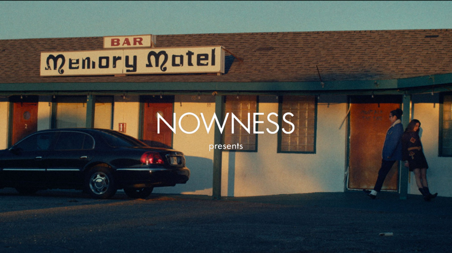 Danziger - Nowness | Love Sick: Somewhere